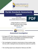 Verges K12 Assessment Update 2-21-15V2