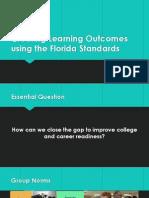Hardy Mathematics and Florida Standards