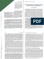 1. BERTONI - La Naturalización de Los Extranjeros, 1887-1893 Derechos Políticos o Nacionalidad