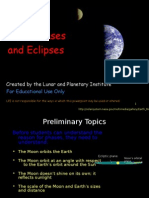 Phases Eclipses (1)