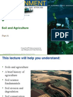 Agriculture and Soil