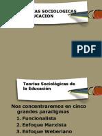 Teorias-sociologicas-educaci