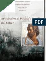 Biografia de Aristoteles 1