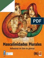 102851191 Masculinidades Plurales Reflexionar en Clave de Generos 130907130354