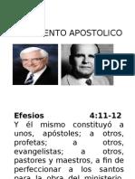 Movimiento Apostolico