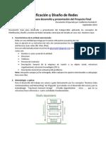 Documento Guia Estructura Del Proyecto a Desarrollar - Septiembre 2014
