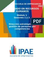 Material Sesiones 1 y 2 Gestión de Personas Por Competencias (1)
