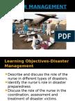Diaster Management