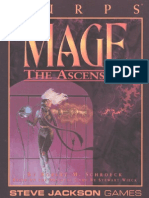 Mage The Ascension - GURPS