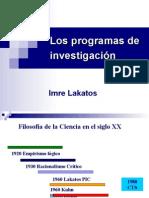 Presentacion Lakatos