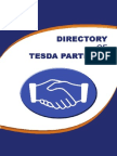 Directory of Tesda Partners
