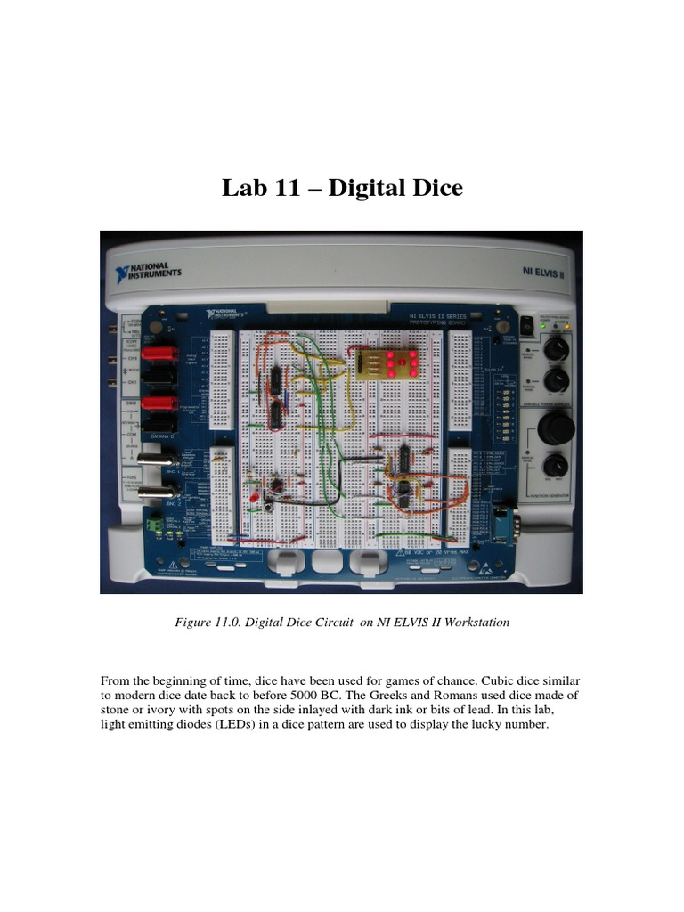 Literatura Electronic Circuits Electronics Electronically Designed Dice Game Circuit By Lm555