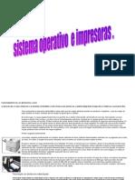Sistema Operativo e Impresoras (2)