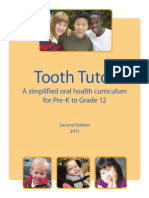 Washington State Department of Health - Community and Family Health - - Tooth Tutor