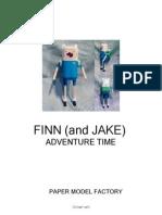 Finn Letter No Lines