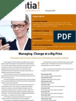 Potentia Newsletter January 2010