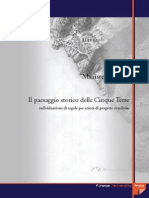 Il paesaggio storico delle Cinque Terre