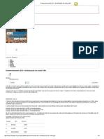 Desenvolvimento IDH x Distribuição de Renda GINI