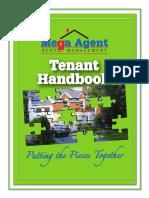 Mega Agent Rentals Georgia Tenant Handbook