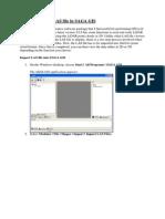Visualize LiDAR LAS File in SAGA GIS