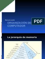 Teoria de la Memoria Cache