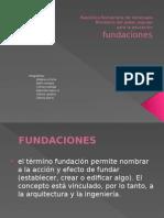 Fundaciones en Construcción