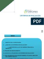 5 Criterios de Evaluacion 2010ppt