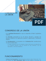 Congreso de La Unión
