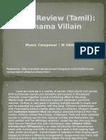 Uthama Villain