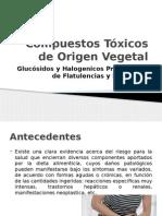 Compuestos Tóxicos de Origen Vegetal