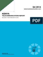 BMI Kenya Telecommunications Report Q4 2014_04115036