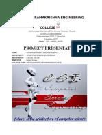 Project Presentation-Virtual Keyboard