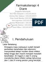 farmakoterapi diare