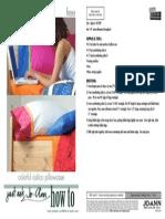 Colorful Pillowcase