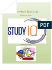 PDF StudyIQ Geometry Question Bank for ssc and banking exams