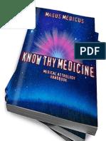 KNOW THY MEDICINE:Medical Astrology Handbook