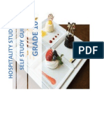 Hospitality Studies Grade 10 Self Study Guide
