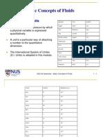 CE2134 (Ppt) 1. Basic Concepts of Fluids