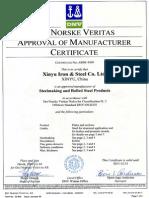 d Nv Certificate