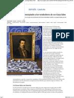 20150220 El Doble Timo Del Goya