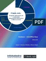 Manuale-Usare I Database-Microsoft Access 2010