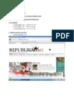 Tugas Pengantar Sistem Informasi 1