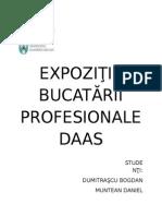 Expozitie Bucatarii Profesionale Daas 2010