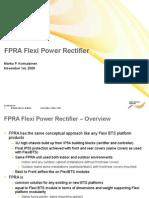 FPRA Flexi Power Rectifier