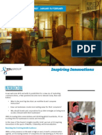 Inspiring Innovations - People's Insights (Jan and Feb 2015)