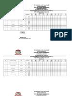 Daftar Hadir Mahasiswa PPL
