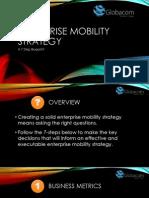 7 Step Enterprise Mobility Strategy