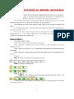 TEMA 3. Clasificación en memoria secundaria