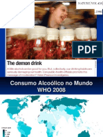 Doença Hepatica Alcoolica