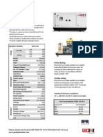 Gjr150 Jeneratör Generator